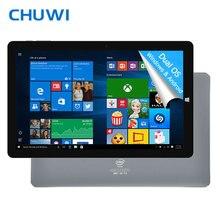 D'origine 10.8 pouce chuwi hi10 plus tablet pc windows 10 android 5.1 double OS Intel Cerise Sentier Z8350 Quad Core 4 GB RAM 64 GB ROM(China (Mainland))