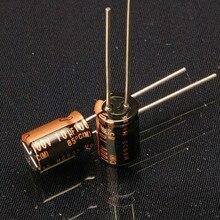 все цены на 30PCS nichicon KZ 10uF/100V new Japanese original audio electrolytic capacitor free shipping онлайн