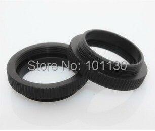 5mm C mount C-S Mount Extension Tube Ring C-CS Mount Adapter Aluminium Uitbreiding Spacer Adapter Ring voor industriële camera