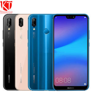 HUAWEI Nova 3e 4gb 64gb/hisilicon Kirin 659 P20-Lite Adaptive Fast Charge Octa Core Fingerprint Recognition
