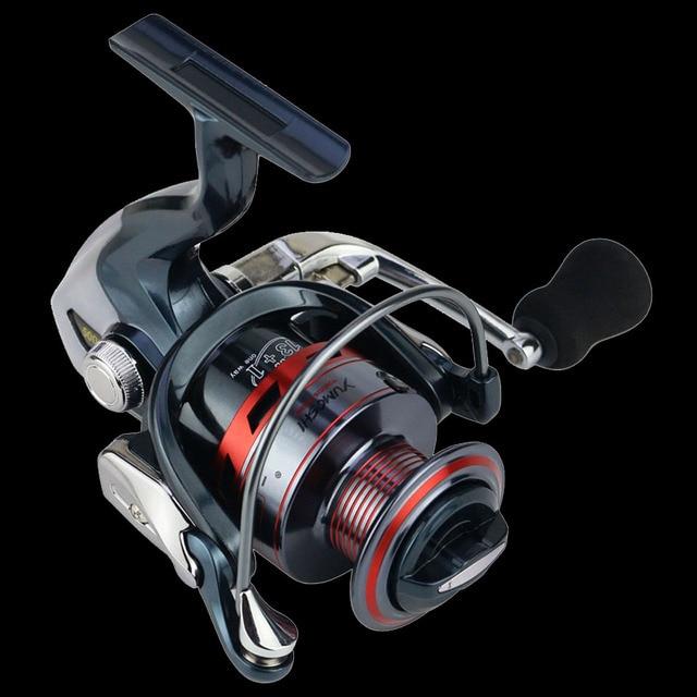 WALK FISH 13+1BB Spinning Fishing Reel Metal XS1000-7000 Series Spinning Reel Fishing Tackle 2