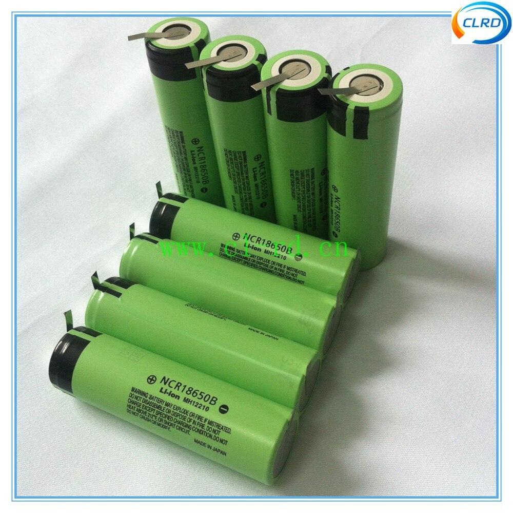 Baterias Recarregáveis guias de níquel para uso Tamanho : 18*65mm