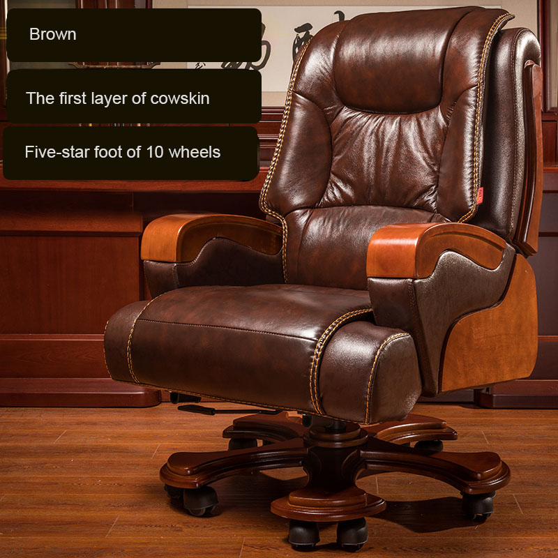 Miraculous High Quality Genuine Leather Boss Chairs Office Chairs Beatyapartments Chair Design Images Beatyapartmentscom