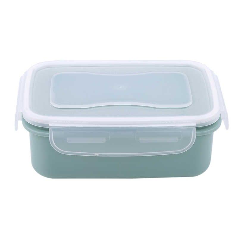 Portátil Frigorífico Selado Caixa de Preparação de Alimentos Especiarias Mantendo Fresco Caixa De Armazenamento Caixa De Armazenamento De Alimentos Almoço Piquenique Cozinha Recipiente PP