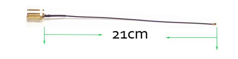 2.4ghz EOTH Aerial SMA 8