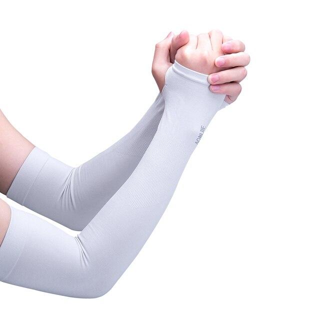 AONIJIE E4036 UV Sun Arm Sleeve Cover Arm Warmer 3