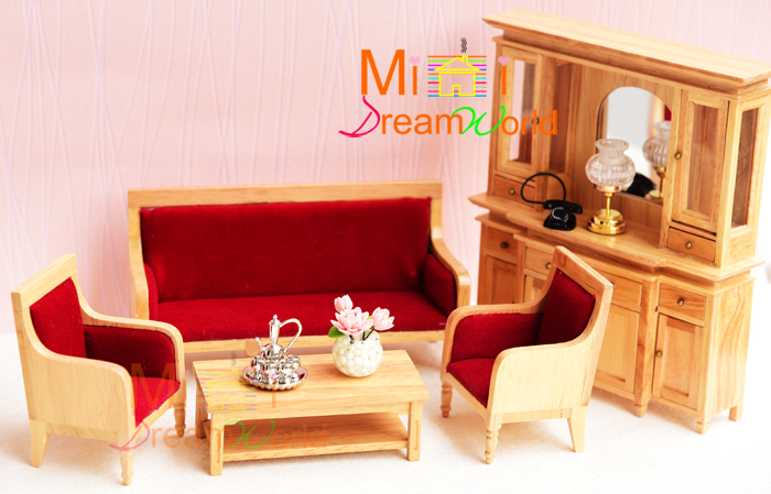 Online buy wholesale wooden living room from china wooden living room wholesalers for Cheap oak living room furniture