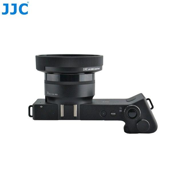 أنبوب غطاء العدسة JJC لجهاز سيغما DP2 Quattro يستبدل LH4 01