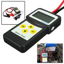 MICRO-200 12V Automotive Battery Load Tester Car Diagnostic Tool Auto Conductance Resistance