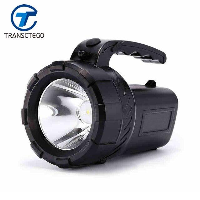 lampe de poche led lanterne projecteur 18650 torche lanterne