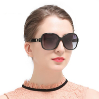 2018 New High Quality Polarized Sunglasses Women Brand Designer UV400 Sunglass Gradient Lens Driving Sun Glasses