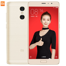 "Xiaomi Redmi Pro 3 GB RAM 64 GB ROM smartphoneMTK Helio X25 Deca Core Mobile Téléphone 5.5 ""OLED 13MP D'empreintes Digitales téléphones"