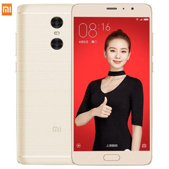"Xiaomi Redmi Pro 3GB RAM 64GB ROM smartphoneMTK Helio X25 Deca Core Mobile Phone 5.5""  OLED 13MP Fingerprint phones"