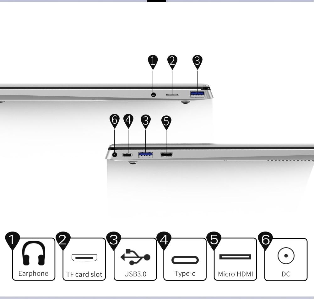 Jumper EZbook X4 Pro Laptop (12)