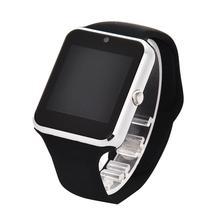 """Smartwatch q7 sport bluetooth smart watch unisex unterstützung sim-karte anti-verlorene schrittzähler bluetooth 1,54 """"for andriod smartphone"""