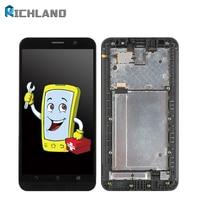 Original LCD for ASUS Zenfone 2 ZE551KL 2 Laser ZE550KL LCD Display Touch Screen Digitizer 5.5