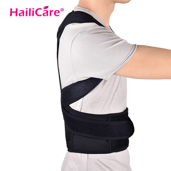 Back Posture Corrector Belt Adjustable Shoulder Lumbar Brace Spine Support Adult Corset Posture Correction Body Belt Health Care