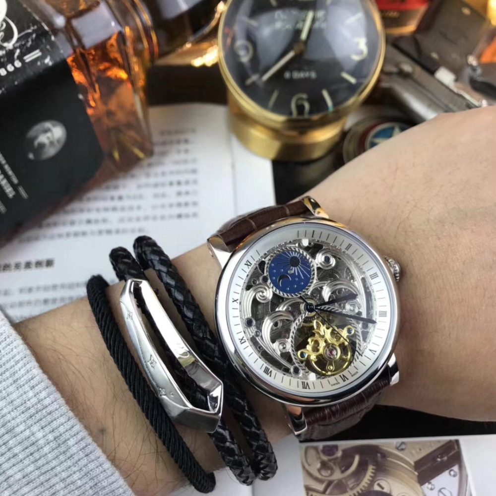 Mens Watches Top Brand Runway Luxury European Design Automatic Mechanical Watch  S0731Mens Watches Top Brand Runway Luxury European Design Automatic Mechanical Watch  S0731