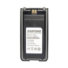 ZT-V1000 Li-ion battery 2000mAH battery for Zastone V1000 two way radio Walkie Talkie