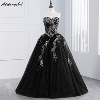 Latest Ball Gown Sweetheart Crystal Beading Aqua Green Quicneanera Dress 15 Years Party Gown