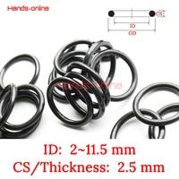 10x 51.6 x 2.4mm Nitrile 70 O/'Ring