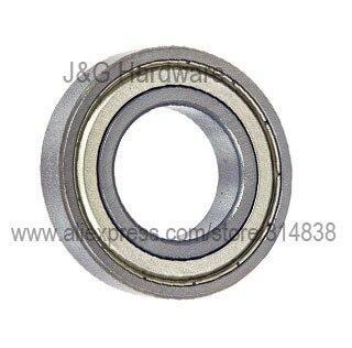 6200ZZ Bearing 10x30x9 Shielded  Ball Bearings 50 pieces