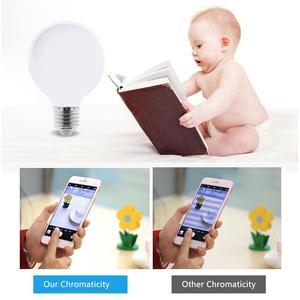 Image 5 - Sữa Bóng Đèn LED E27 220V 110V Lampara G80 G95 G125 Ampoule Bombilla Đèn LED Bóng Đèn Lạnh Trắng Ấm màu trắng Dành Cho Mặt Dây Chuyền Bóng Đèn