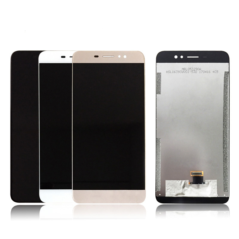 "5.3"" For Ulefone S8 Pro LCD Display +Touch Screen Digitizer assembly Phone Parts For S8 phone LCD+free tools"