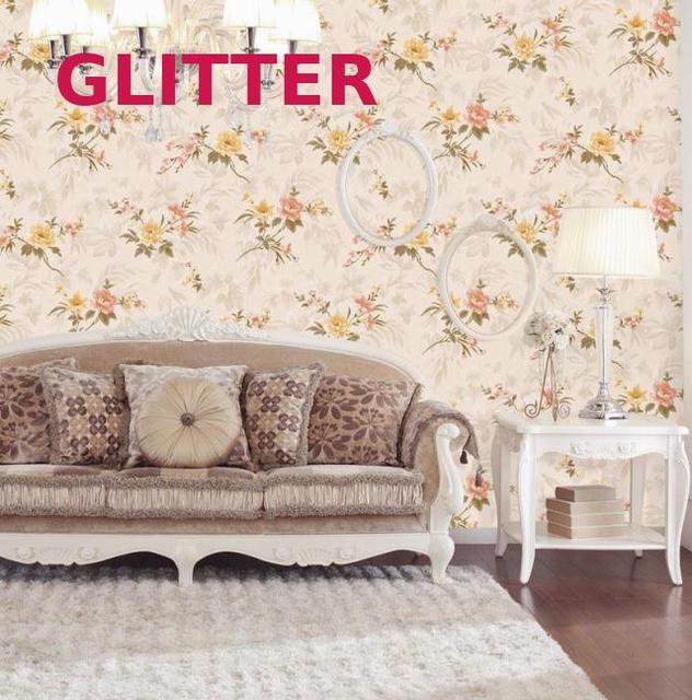 Moderne 3d Blume Wohnzimmer Hintergrundbild Kleines Mädchen Rosa ...