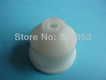 """accutex LT207 לבן תחתון מים זרבובית עם חריץ ID4 / 6 / 8 / 10 / 12 מ""""מ לwedm-ls חוט חיתוך חלקי מכונת"""