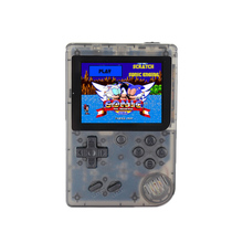 Retro Mini Portable Handheld Game Console Players 3.0 Inch Game Player 8 Bit Classic Video Handheld Game Console