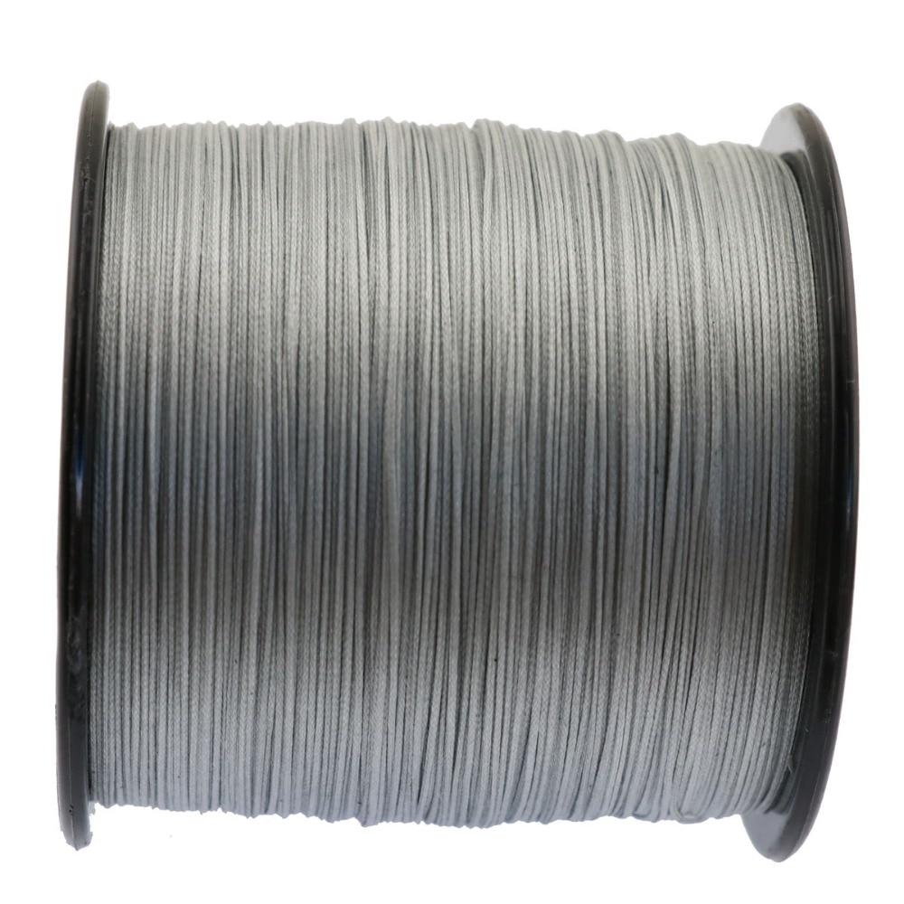 trançados fortes corda 0.16mm-2.0mm linha cabos pe 20lb-500lb