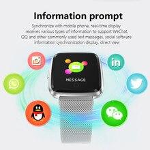 Men/Women Running Heart Rate Fitness Digital Smart Watch