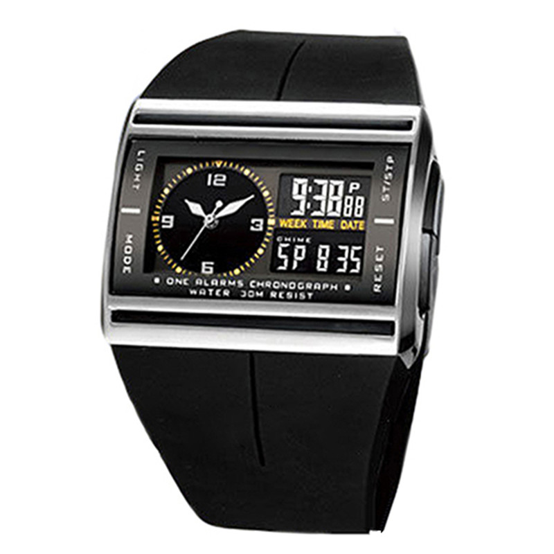 Luxury Brand Men's Sports Watches waterproof Digital LED Military Watch Men Fashion Casual Electronics Wristwatches Hot Clock