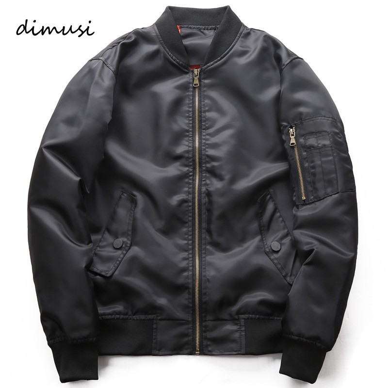 DIMUSI Bomber Jacket Men Ma-1 Flight Jacket Pilot Air Force Male Ma1 Army Green Military motorcycle Jackets Coats 6XL,TA053