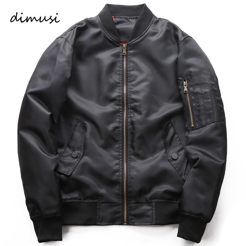 DIMUSI Bomber Jacket Men Ma-1 Flight Jacket Pilot Air Force Male Ma1 Army Green Military motorcycle Jackets Coats 6XL,TA053