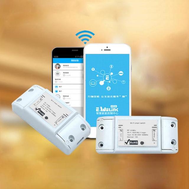 Wifi smart-domowy przełącznik wtyczka 2200 W 10A + timer sterowania automatyki dla iphone ipad Android IOS przełącznik bezprzewodowy pilot zdalnego sterowania APP
