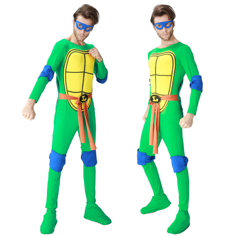 Excellent idea adult ninja turtle costume