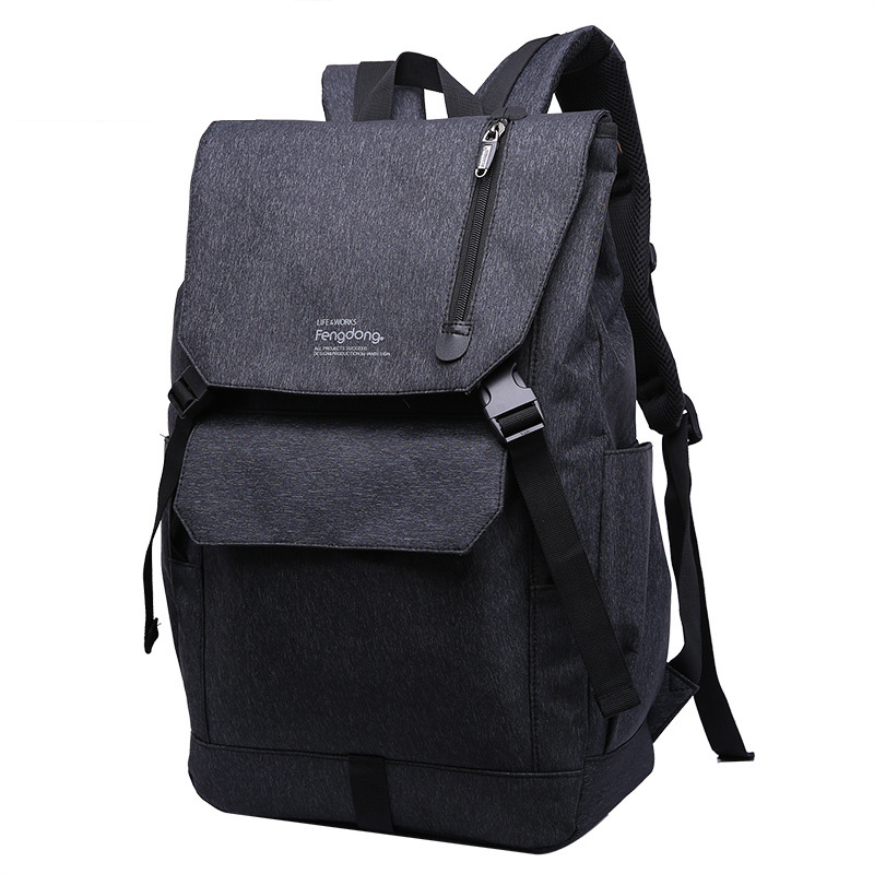 New fashion men's backpack casual business backpack computer bag waterproof wear-resistant travel bag wear resistant casual men backpack