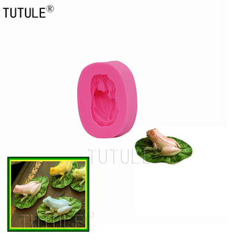 Small Frog Flexible Push Mold,silicone frog mold set for cake decorating,resin or polymer clayChocolate Food Safe Silicone