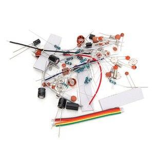 Image 2 - 新しい到着diy fmラジオキット電子学習組み立てるスイート部品用初心者研究学校指導放送ラジオセット