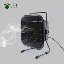 30W Solder Smoke Absorber ESD Fume Extractor 220V/110V EU/US Plug