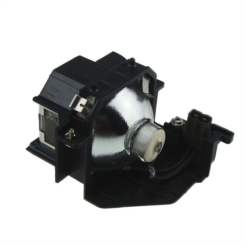 Haute Qualité Lampe De Projecteur De Rechange Pour EPSON ELPL44 MovieMate 55 EH-DM2 MovieMate 50 EMP-DM1 Projecteurs-180 Jours Garantie