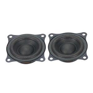 """Image 4 - Alto falante passivo ghxamp 2 """"58mm, alto falante auxiliar com radiador de baixo e ganho para 2"""" 2.5 """"3"""" alto falante de baixa frequência profunda do mergulho diy"""