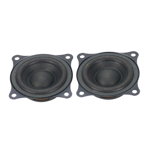 """Image 4 - Ghxamp 2"""" inch 58MM Bass Radiator Passive Speaker Auxiliary Woofer Gain For 2"""" 2.5"""" 3"""" Inch Dive deep Low frequency Speaker DIY"""