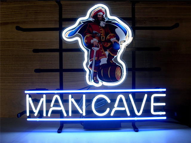 Man Cave Neon Light Signs : Houston astros logo neon bar mancave sign