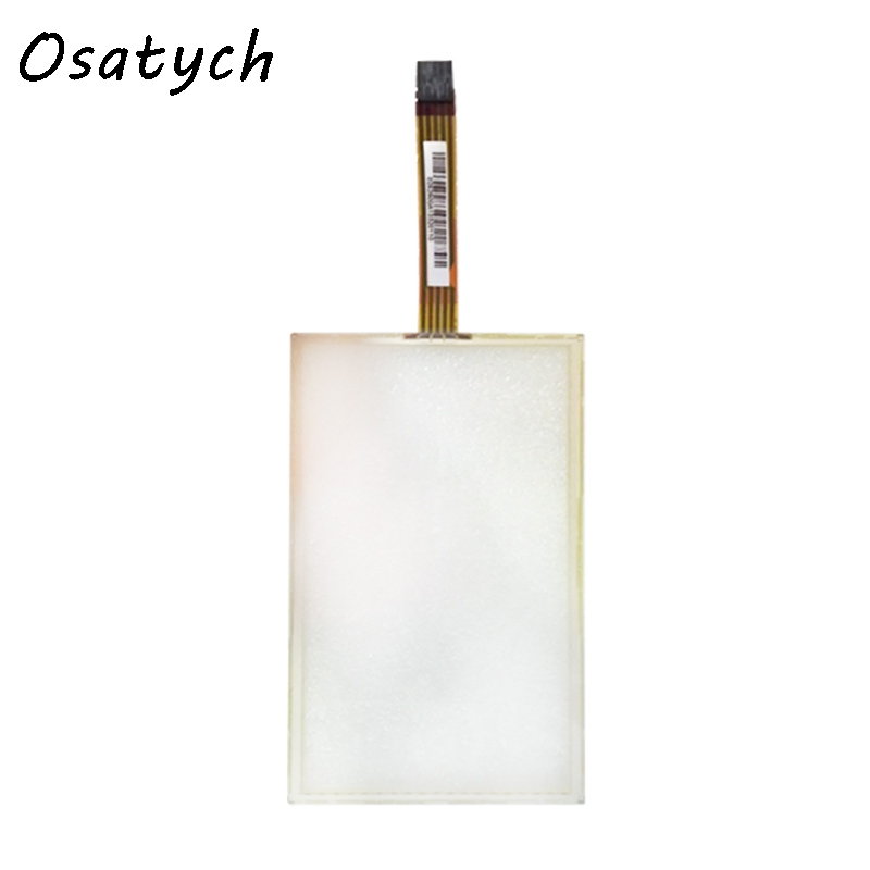 цены 7 Inch 5Wire Resistive Touch Screen Panel for AMT2525 AMT 2525 Touch Panel Glass