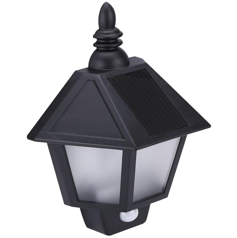 54lm outdoor led solar lights waterproof 4 leds solar. Black Bedroom Furniture Sets. Home Design Ideas