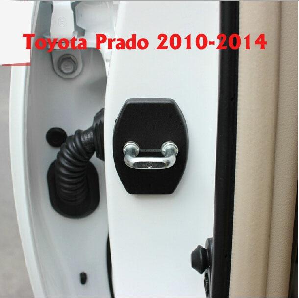 Car Door Lock Buckle Door Holder Protector For Toyota Land Cruiser Prado Accessories FJ 150|car door lock protector|buckle carcar car accessories - AliExpress