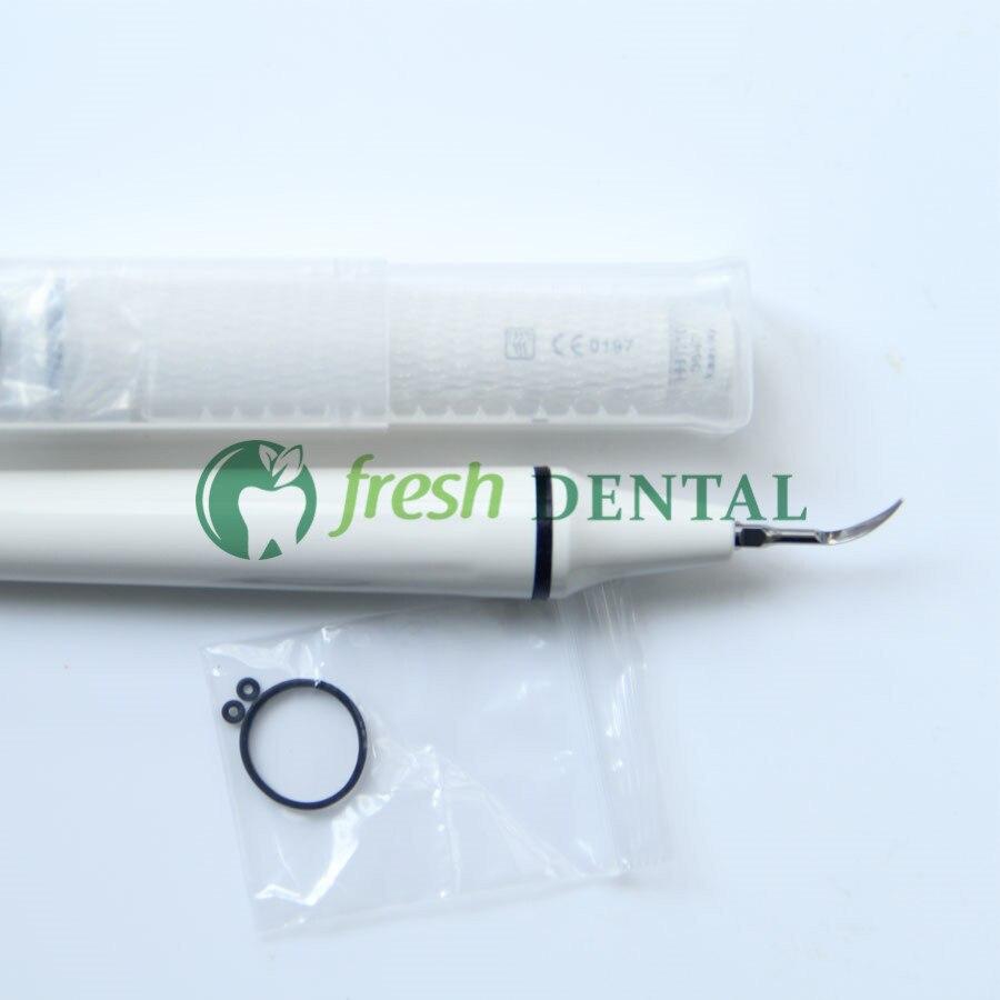 2 pçs scaler ultra sônico dental handpiece